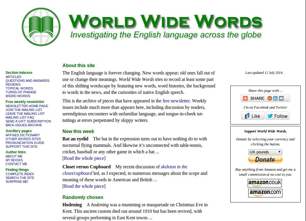 worldwidewords