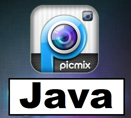 PicMix for Java