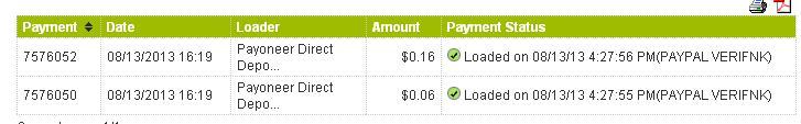 paypal payoneer deposit
