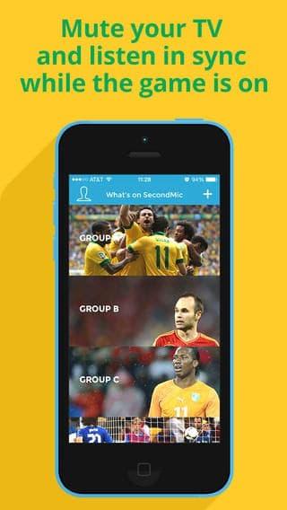secondmic app for ios