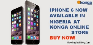 iPhone 6 for Sale In Nigeria on Konga