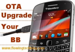 How To Upgrade Your BlackBerry Smart Phone