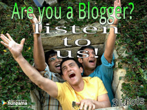 Three Idiots - A Lesson On Niche Passion For A Successful Blogging Career