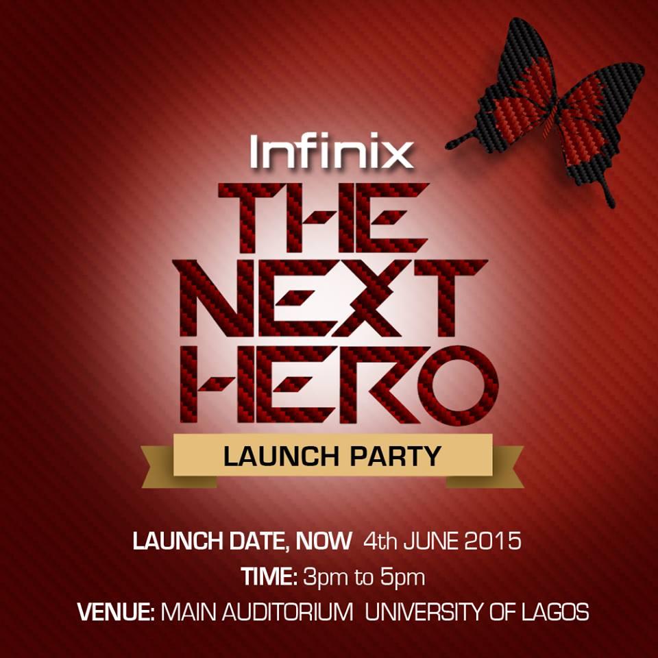TheNextHHero launch party