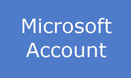 Create A Miorosoft Account
